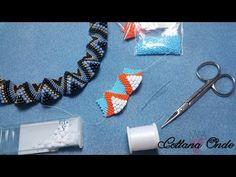Come realizare una Collana Onde - Base - Cellini Flat - YouTube