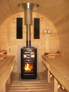 Diy Sauna, Indoor Outdoor, Stove, Home Appliances, Wood, House Appliances, Range, Woodwind Instrument, Timber Wood
