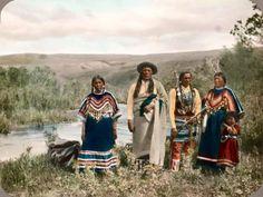 Estas fotografías fueron capturadas hace 100 años, y lo que revelan es simplemente maravilloso - Para Los Curiosos