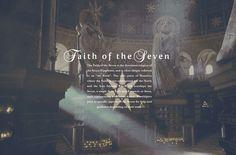 The Faith of The Seven