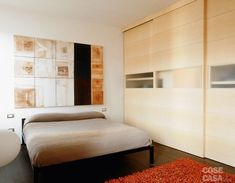pecchio-casa-zona-notte Terrazzo, Bedroom, Furniture, Home Decor, Houses, Buildings, Decoration Home, Room Decor, Bedrooms
