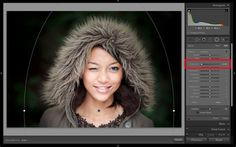 Step by Step Portrait Processing in Lightroom