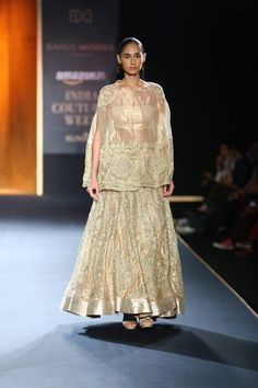 Day 2 at #AICW2015 Rahul Mishra with contemporary and Gaurav Gupta with his magical style took the show to a new level in designing! Weddingplz #Wedding #Bride #Groom #love #Fashion #IndianWedding  #Beautiful #Style