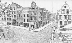 Amsterdam on Behance