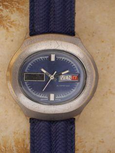 Montre-Danis-automatic-des-annees-1970