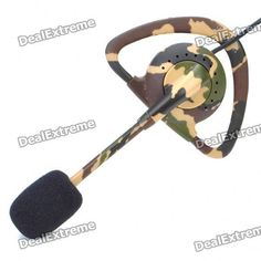 #118CM #Cable #Hook #Style #Earphones #With #Microphone #For #Xbox #360 # #Camouflaged #25Mm #Jack #Consumer #Electronics #Home #Microsoft #Xbox #Other #Accessories #Video #Games Available on Store USA EUROPE AUSTRALIA http://ift.tt/2g5ifkz