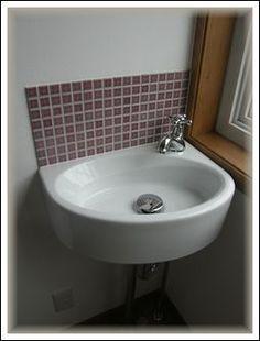 手洗いスペース全景