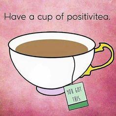 I love tea tbh