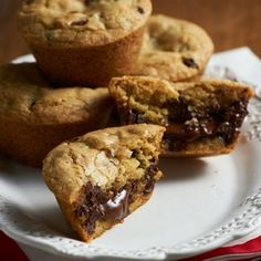 Click to check out my Chocolate Chip Lava Cookies recipe. I am overflowing with excitement!