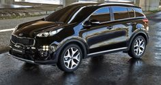 2016 Kia Sportage previewed in official images