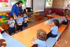 #PlurilingüismoISP En #InfantilISP, las clases de Conocimiento del medio social y natural de P5 se imparten en inglés. www.colegiosisp.com