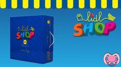 Lidl Shop - caixa para as miniaturas