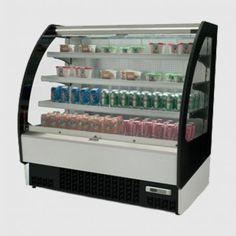 Infrico 365 Ltr Serve Over Display Counter: VBR12SS