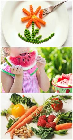 Raising healthy eaters: Tips and strategies from moms and dietitians on how to…