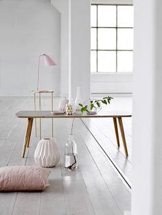 Bambu sohvapöytä