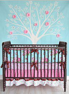 Gorgeous Londyn Crib Bedding