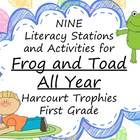 This set includes 9 stations and activities. Activities focus on building flency, comprehension, reading with expression, handwriting, spelling, an...