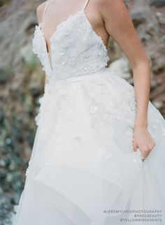 Wedding Dress Boutiques, Wedding Dresses, Hayley Paige Bridal, Gowns Of Elegance, Horse Hair, Fashion 2017, Fashion Boutique, Bridal Gowns, One Shoulder Wedding Dress