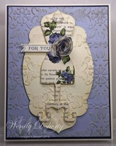 Vintage Birthday by Wdoherty - Cards and Paper Crafts at Splitcoaststampers
