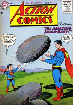 1944 - Before our comic book heroes' values were replaced with darker and more cynical ones by new writers