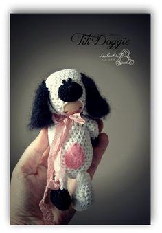Titi Doggie, by LesPouPZ Handmade Dolls