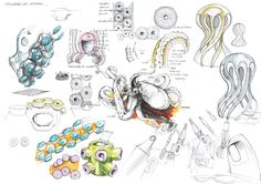 Sihyeong Ryu Seoul, Korea Vacuum Duster Dustroyer: Design Concept Sketch on Behance