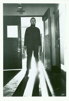 Michael Myers from the HALLOWEEN series of films.