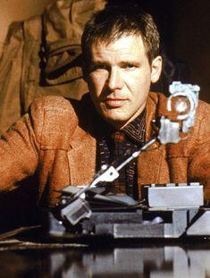 BROTHERTEDD.COM - filmhall: Harrsion Ford in Blade Runner