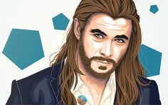 Chris Hemsworth (THOR) on Behance