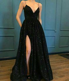 Black Lace Prom Dress, Black Prom Dress, Prom Dress Prom Dress For Cheap, Prom Dress Long Prom Dresses 2019 Prom Dresses With Pockets, Grad Dresses, Dress Prom, Dress Long, Dresses Dresses, Bridesmaid Dresses, Wedding Dresses, Prom Gowns, Evening Gowns