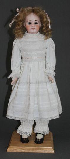 Bahr & Proschild Doll - 21 Inches Tall - Out Of The Attic #dollshopsunited