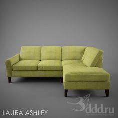 """PROFI"" LAURA ASHLEY 3dsMax 2010 + fbx (Vray) : Диваны : Файлы : 3D модели, уроки, текстуры, 3d max, Vray"