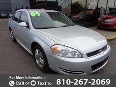 2009 *Chevrolet* *Chevy*  *Impala* *4dr* *sedan* *LS*  109k miles Call for Price 109919 miles 810-267-2069 Transmission: Automatic  #Chevrolet #Impala #used #cars #CARiteofFlint #Flint #MI #tapcars