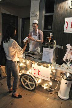 icelandic hot dog stand in toronto