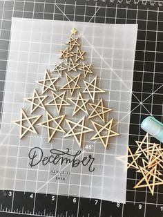 Star Tree by Lisamarie1180 at @studio_calico