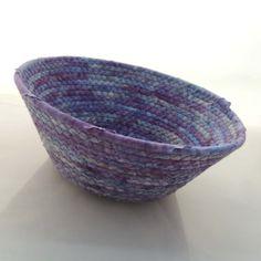Medium Lavender Fields Bowl by PiecefulDesign on Etsy, $16.00
