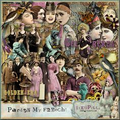 itKuPiLLi Imagenarium Pardon My French