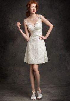 Ella Rosa: Gallery GA2245 Wedding Dress - The Knot