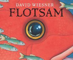 Flotsam, 2006 by David Wiesner