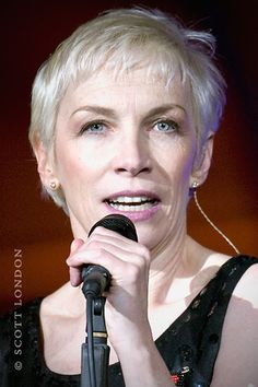 Annie Lennox in concert