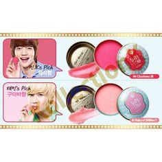 Tae min ver. Restocking!!  ETUDE, SHINI STAR Lip Balm SHINee by ETUDE HOUSE | KollectionK.com