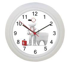 unique Dentist Clock
