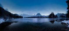 morning winter mood by Christian Kneidinger on 500px