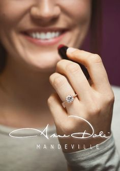 Anne Dale Jewelers for Engagement Rings Leading Mandeville Jewelry Authority, GIA Diamonds Custom Design, Local Jewelry Store Gold Repairs an Appraisals. Round Solitaire Engagement Ring, Engagement Rings, Jewelry Stores, Custom Design, Jewels, Diamond, Gold, Jewelery, Jewelry
