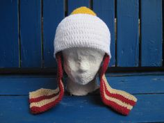 crothet bacon hat | You won't forget the most important meal of the day when you cosy up ...