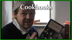 Cookbooks - 18th Century Cooking Series 2 with Jas. Townsend and Son S2E1