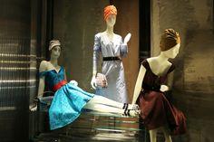 Prada - Milão - Julho/2013 #vitrine #vm #window #visualmerchandising