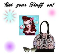 """Get your Fluff on! By SteviesBug"" by steviesbug ❤ liked on Polyvore"