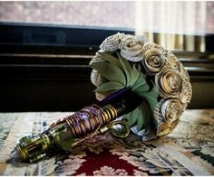 Sonic Screwdriver Bouquet: Do You Take This Doctor?