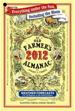 The Old Farmer's Almanac. It's fascinated me all my life... so am I gullible or is it crazy true?